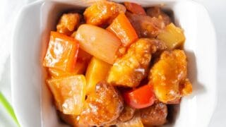 Gluten-Free Sweet and Sour Chicken