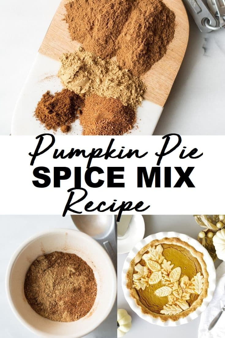 gluten free pumpkin spice mix recipe