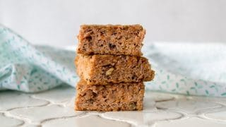 Grain-Free Carrot Cake Bars