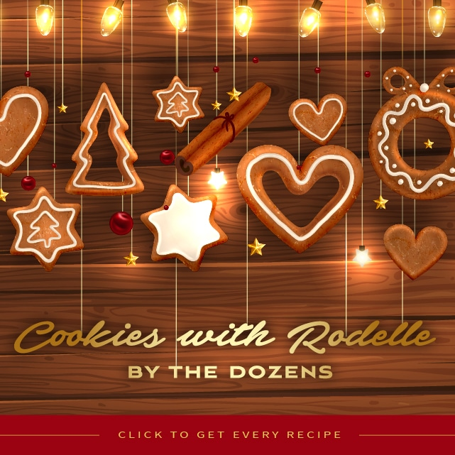 Rodelle Cookie Campaign