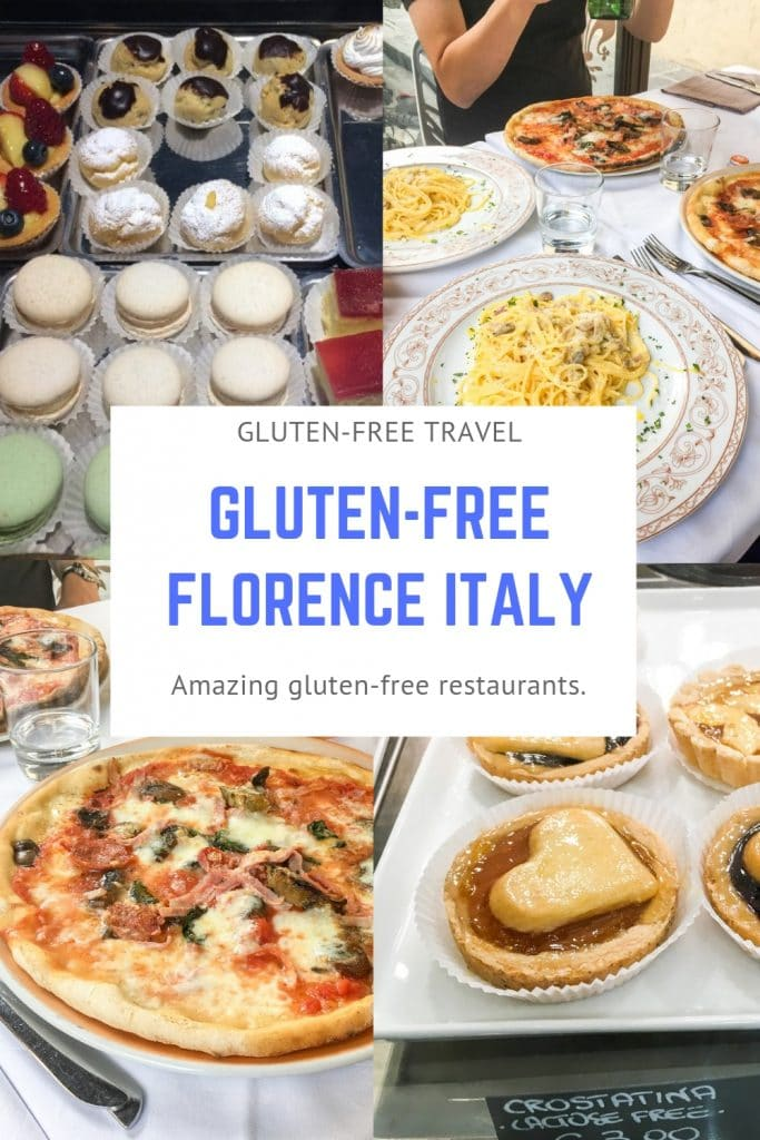 Gluten Free Florence Restaurants And Bakeries In Florence