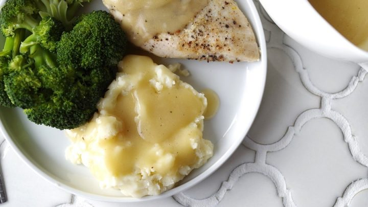 Five Minute Gluten-Free Gravy