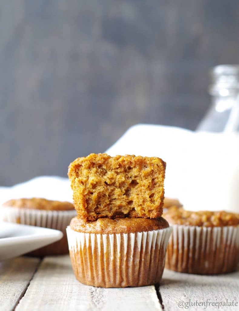 Gluten-Free Apple Spice Muffins are a delicious, fun, flavorful muffin that everyone in your house will love. These muffins are easy to make and can be made any time of the year.