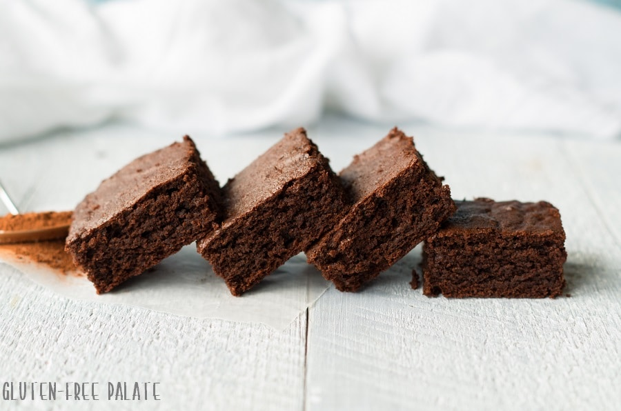 Gluten-Free Chocolate Gingerbread Bars are a fun way to enjoy traditional gingerbread, but with a chocolaty twist. These bars are tender, flavorful, and perfectly sweet.