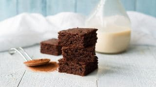 Gluten Free Chocolate Gingerbread Bars