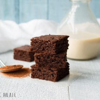 Gluten-Free Chocolate Gingerbread Bars