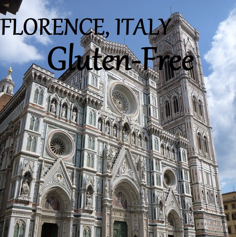 Italy is one of the most gluten-free friendly places to travel. Find out more about traveling to Florence, Italy gluten-free!