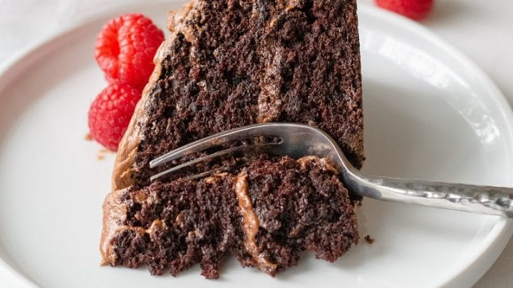 Easy Gluten-Free Chocolate Cake