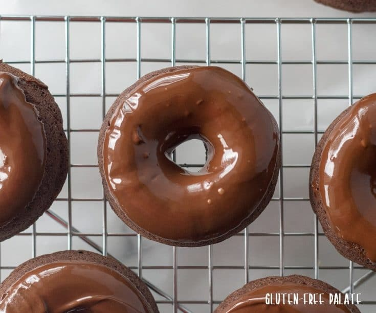 Calling all vegan donut lovers! You're going to love these gluten-free vegan chocolate espresso donuts. This vegan donut recipe is easy to make, tender, and perfect for anyone who loves a good gluten-free vegan donut recipe. If you don't like espresso, you can leave it out and enjoy gluten-free vegan chocolate donuts.