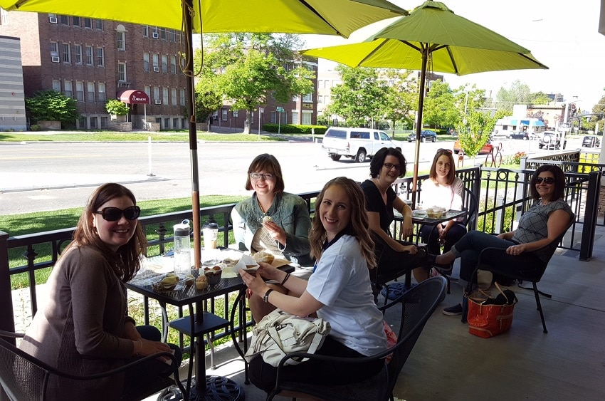 Gluten-Free Bloggers