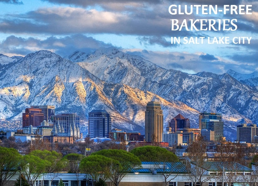 Your guide to Gluten-Free Bakeries Salt Lake City Utah.