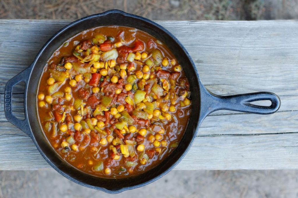 Gluten-Free Camping Recipes that are quick to make and don't break the bank.