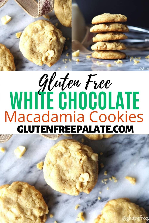 pinterest pin for white chocolate macadamia cookies