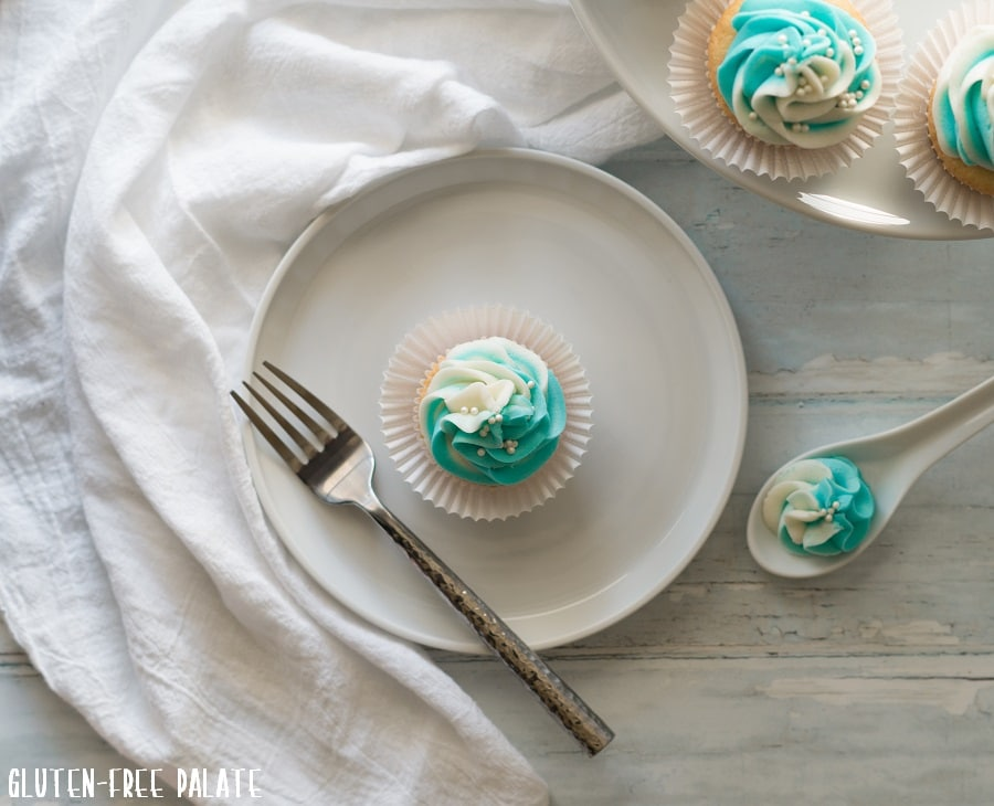 how to make gluten free cupcakes