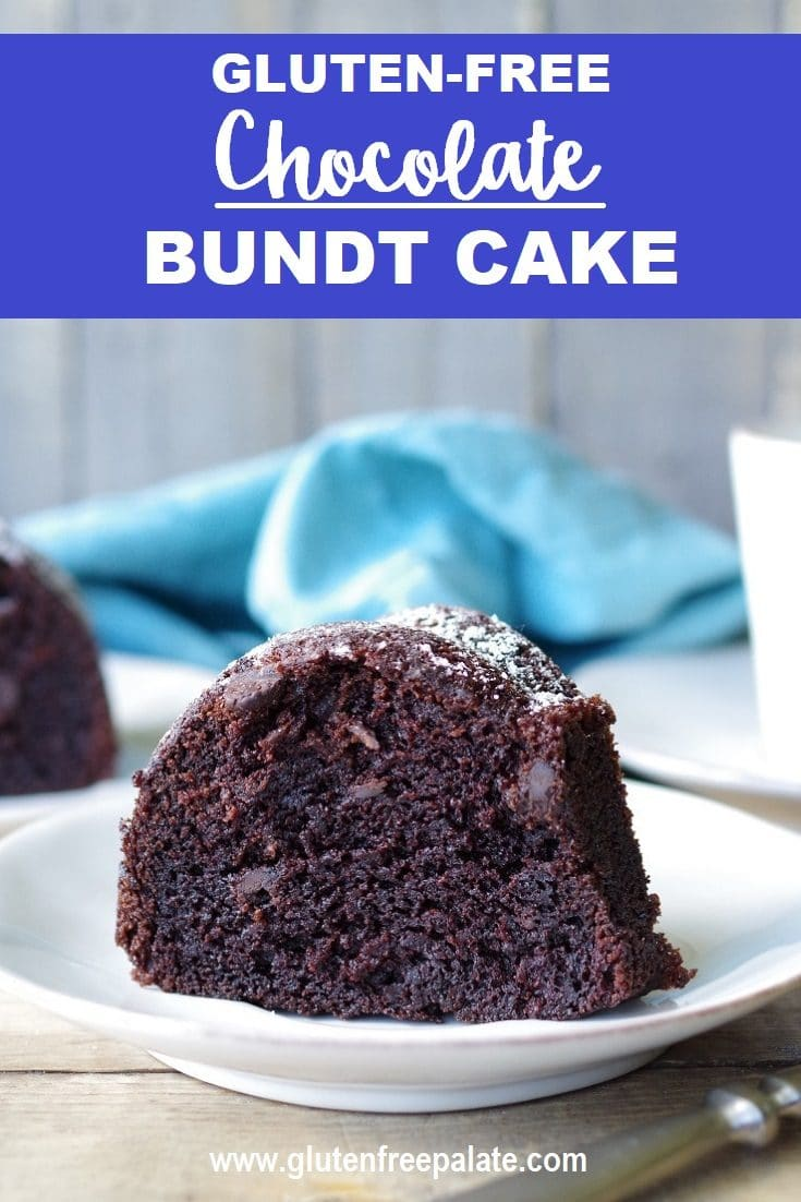 Perfectly dense, fudgy, and quick to make, this Gluten-Free Chocolate Bundt Cake will be a new favorite treat in your household. Making gluten-free bundt cake has never been easier.