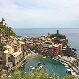 Cinque Terre Gluten-Free:Full of culture, narrow cobblestone streets, and incredible views - Cinque Terre, Italy was an unforgettable stop on our family vacation. I share where we stayed, what we at gluten-free in Cinque Terre, and where we explored.
