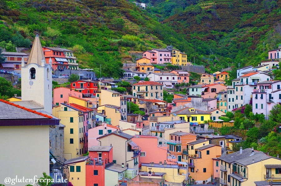 Cinque Terre Gluten-Free: Full of culture, narrow cobblestone streets, and incredible views - Cinque Terre, Italy was an unforgettable stop on our family vacation. I share where we stayed, what we at gluten-free in Cinque Terre, and where we explored.