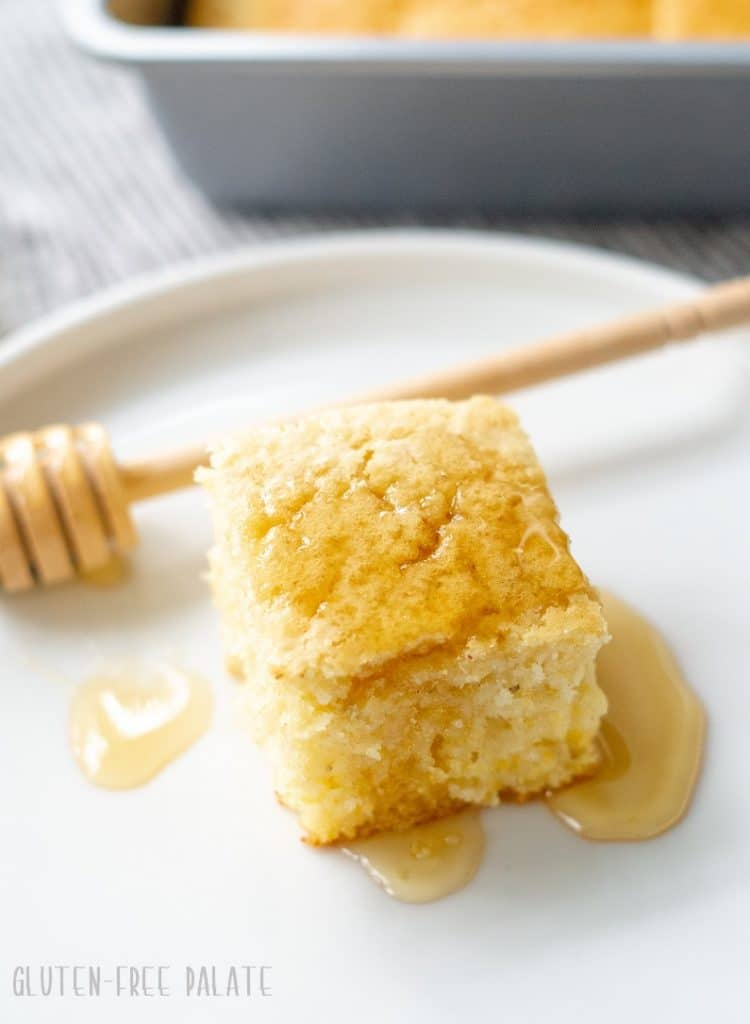 Gluten-Free Cornbread – muffins or pan!
