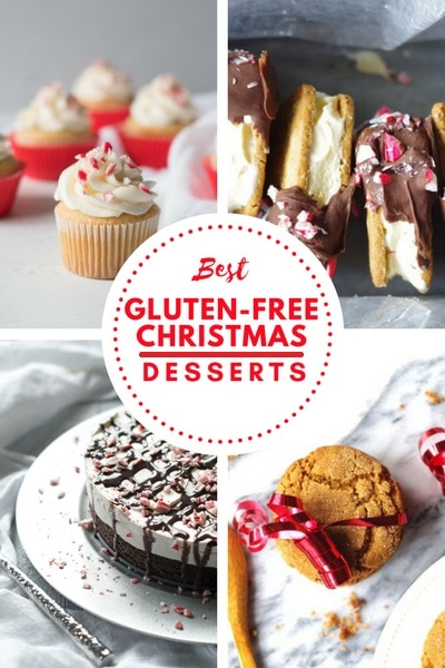 15 Gluten-Free Christmas Dessert Recipes