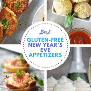 Best Gluten-Free New Year's Eve Appetizers