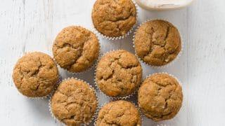 Gluten-Free Honey Flax Seed Muffins