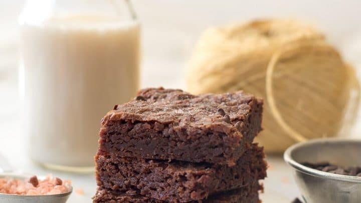 Gluten-Free Vegan Brownies