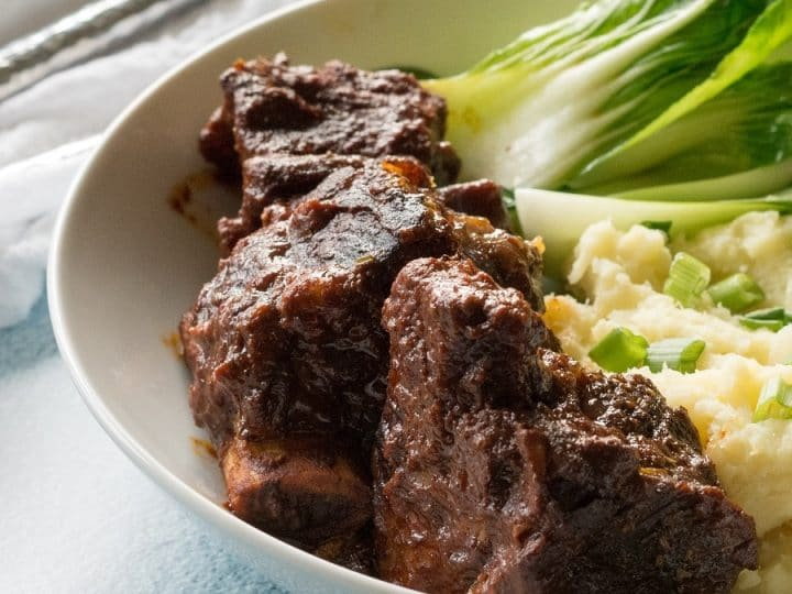 Instant Pot Beef Short Ribs Easy Pressure Cooker Short Ribs