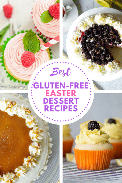 15 Gluten-Free Easter Dessert Recipes