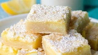 Easy Gluten-Free Lemon Bars