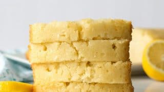 Easy Gluten-Free Lemon Bread