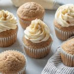 Spicy, sweet, and perfect for chai lovers these Gluten-Free Chai Cupcakes are dairy-free, simple to make, and lend a bakery style texture.