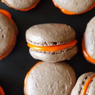 Macarons, also called macaroons, are light, airy, naturally gluten-free cookies that are sandwiched together with frosting or cream filling. They're simple to make and use only six standard ingredients.