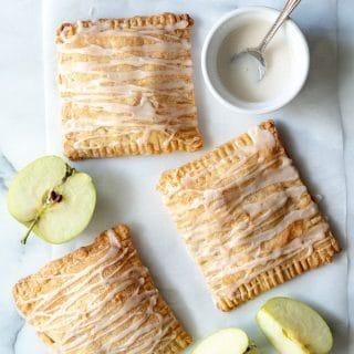 Gluten-Free Apple Turnovers