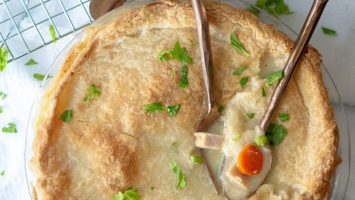 Gluten-Free Turkey Pot Pie