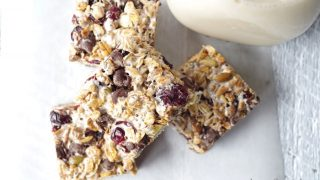 Gluten-Free Vegan Bliss Bars