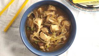 Chicken Subgum Chow Mein