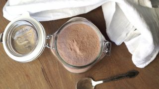 Gluten-Free Hot Cocoa Mix with a Dairy-Free Option