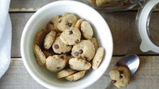 Gluten-Free Vegan Cookie Crunch Cereal
