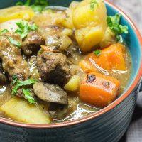 Comforting Instant Pot Beef Stew Recipe