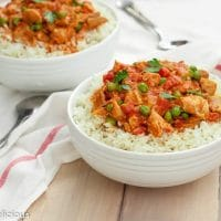 Instant Pot Chicken Tikka Masala Recipe -