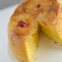 Instant Pot Gluten-Free Pineapple Upside Down Cake