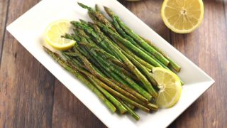 Lemon Asparagus Recipe