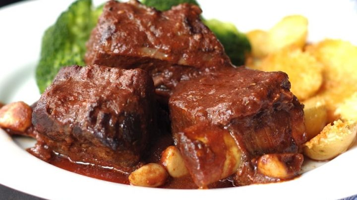 Savory Beef Short Ribs