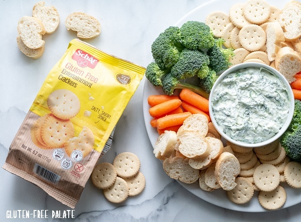 An Easy Spinach Dip using only 7 ingredients found in most kitchens.