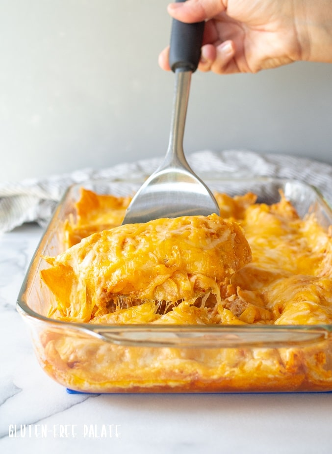 Gluten-Free Enchiladas from Gluten-Free Palate