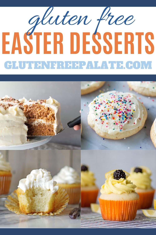 Gluten-Free Easter Desserts