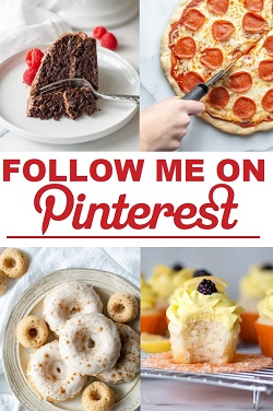 Follow Gluten-Free Palate On Pinterest