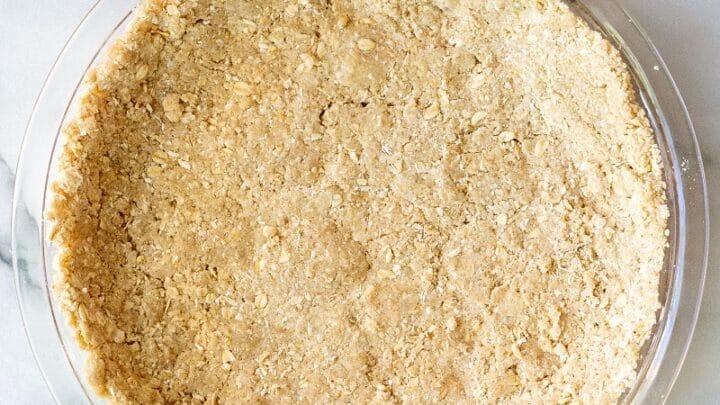 Gluten Free Graham Cracker Crust