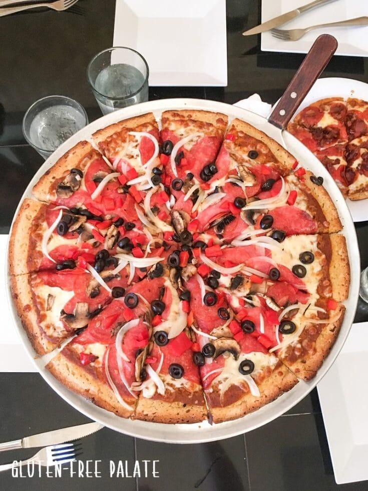 gluten free pizza on maui