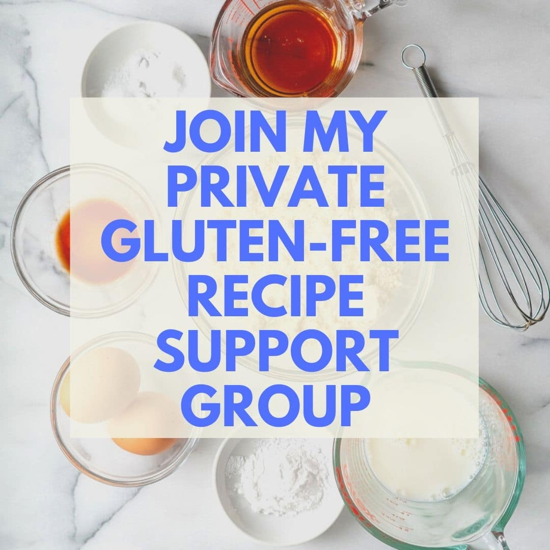 Join my private recipe support group on FB.